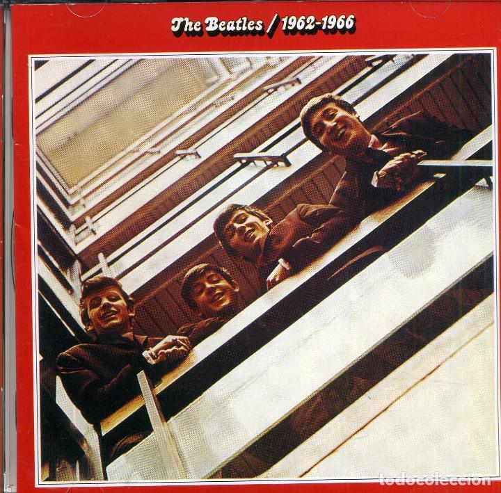 THE BEATLES 1962-1966 (Música - CD's Pop)