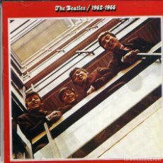 CDs de Música: THE BEATLES 1962-1966. Lote 203816082