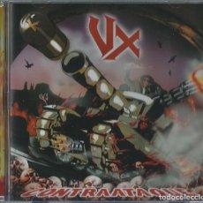 CDs de Música: VX CD CONTRAATAQUE ,2010 SPANISH THRASH METAL VALENCIA -ANGELUS APATRIDA (COMPRA MINIMA 15 EUR). Lote 203832231