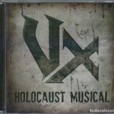 CDs de Música: VX CD 2009 SPANISH THRASH METAL VALENCIA -ESTIGIA-TRALLERY-ANGELUS APATRIDA (COMPRA MINIMA 15 EUR). Lote 203832623