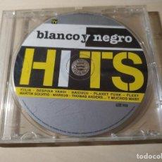 CDs de Musique: BLANCO Y NEGRO HITS. CD. RECOPILATORIO.. Lote 203854998