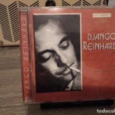 CDs de Música: DJANGO REINHARDT - MINOR SWING. Lote 203868566