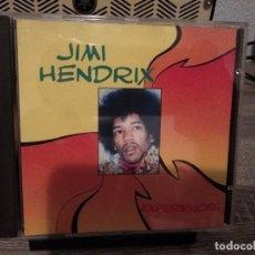 CDs de Música: JIMI HENDRIX - EXPERIENCES (PULSAR). Lote 203870830