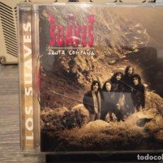 CDs de Música: LOS SUAVES-SANTA COMPAÑA. Lote 203873451