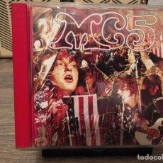CDs de Música: MC5 - KICK OUT THE JAMS. Lote 203873995