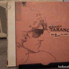 CDs de Música: MANOLO TARANCÓN - MÁS ALLÁ DE UNO MISMO. Lote 203877368