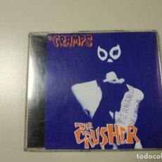 CDs de Música: 0520- THE CRAMPS THE CRUSHERS CD LIQUIDACIÓN!!!. Lote 203892451