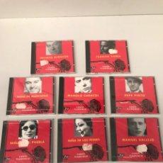 CDs de Música: ESTUPENDO LOTE DE CDS CANTE FLAMENCO. Lote 203928248