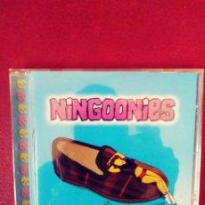 CDs de Música: NINGOONIES/DE ANDAR POR CASA.URETHRA RECORDS.(MD). Lote 203930158