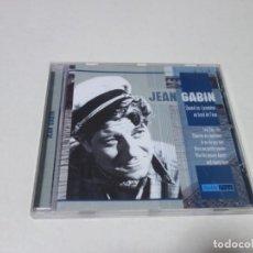 CDs de Música: CD JEAN GABIN. QUAND ON S'PROMÈNE AU BORD DE LÈAU. 20 CANCIONES.. Lote 203948401