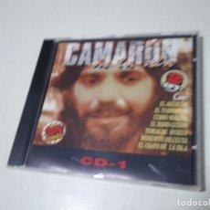CDs de Música: CD CAMARÓN DE LA ISLA. 2 CDS. 24 TEMAS.. Lote 203950427
