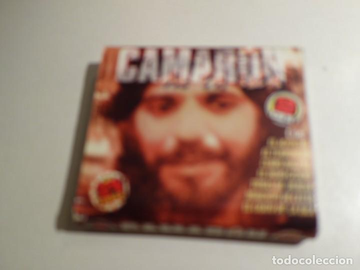 CDs de Música: CD CAMARÓN DE LA ISLA. 2 CDS. 24 TEMAS. - Foto 8 - 203950427