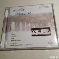 CDs de Música: CD MILITAR POLONAISE. Lote 203951952