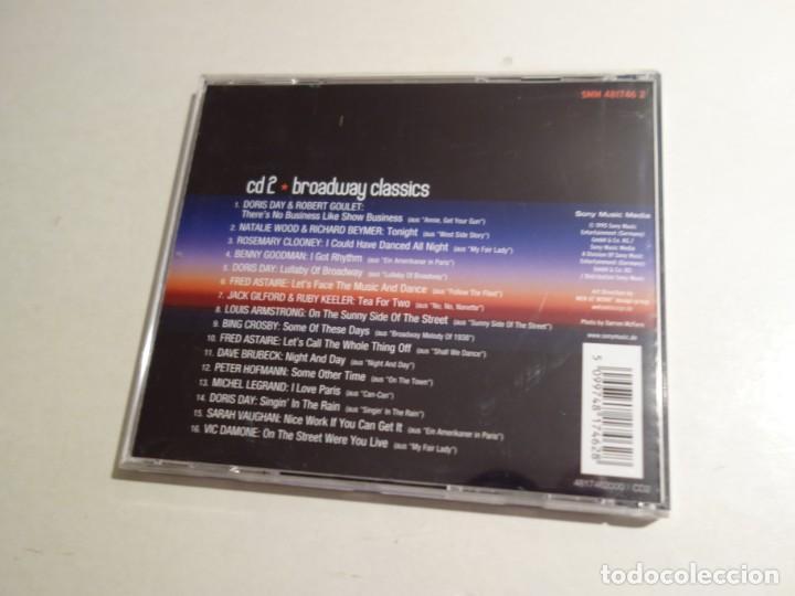 CDs de Música: 3 CD. MUSICAL MEMORIES. CD1 MODERN MUSICAL HITS. CD2 BROADWAY CLASSICS. CD3 MUSICAL LOVE SONGS - Foto 3 - 203952807
