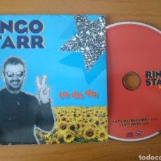 CDs de Música: BEATLES RINGO STARR CD SINGLE LA DE LA . RARO. Lote 203953252