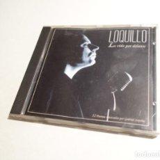 CDs de Música: CD LOQUILLO. LA VIDA POR DELANTE. 12 POEMAS MUSICALES POR GABRIEL SOPEÑA. Lote 203953563