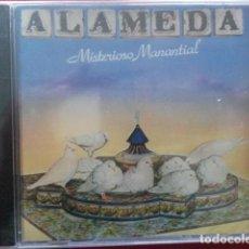 CD de Música: CD NUEVO ALAMEDA MISTERIOSO MANANTIAL (ENVÍO DESDE MÉXICO PREGUNTA POR EDICIONES MEX). Lote 203957240