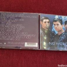 CDs de Música: NO MERCY - EDICIÓN DIFERENTE - TRACKLIST DIFERENTE - WHERE DO YOU GO - CD ALBUM - FRANK FARIAN. Lote 203995502