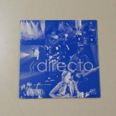 CD di Musica: 0520-TAHURES ZURDOS 17 AÑOS DIRECTO CD PROMO. Lote 204054151
