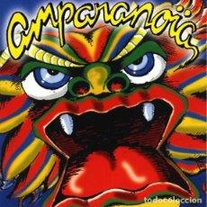 CDs de Música: AMPARANOIA FERIA FURIOSA. Lote 204065325