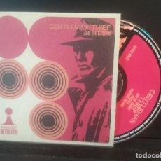 CDs de Música: CENTLENMAN THIEF JAM THE CHANNEL CD MAXI 3 TRACK MASTER DETECTIVE PEPETO. Lote 204068962