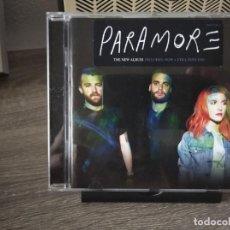CDs de Música: PARAMORE. THE NEW ALBUM. INCLUDES NOW + STILL INTO YOU (RAREZA). Lote 204096132