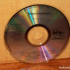 CDs de Música: TERAPIA NACIONAL - LOCOS POR TI - SOLO CD SIN CARATULAS, NI CAJA. Lote 204130818