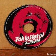 CDs de Música: TOKIO HOTEL - SCREAM - SOLO CD SIN CARATULAS, NI CAJA. Lote 204131870