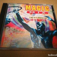 CDs de Música: MAGIC MIX CD ALBUM 1995 FUN FACTORY PLANETARIUM SUPER LUX AIDA DUKE PIERCING OMEGA. Lote 204134088