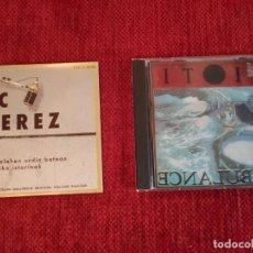 CDs de Música: JUAN CARLOS PÉREZ/ITOIZ. Lote 204165910