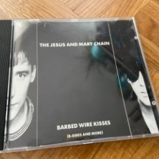 CDs de Música: THE JESUS AND MARY CHAIN CD BARBED WIRE KISSES. Lote 204174940