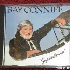 CDs de Música: RAY CONNIFF (SUPERSONICO) CD 1984. Lote 204175713