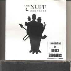 CDs de Música: THE NUFF BROTHERS - MY SECRET KNOCK / YOU GOT THE BUCKS / 2.075 (CDSINGLE CAJA PROMO, ENFASIS 2001). Lote 204183583