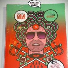 CDs de Música: ANDRÉS CALAMARO, PURA SANGRE, PRECINTADO, CD + DVD, D2. Lote 204202001