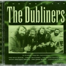 CDs de Música: THE DUBLINERS – THE MASTERS - CD EUROPE 1998 - EAGLE RECORDS EAB CD 113. Lote 204214697