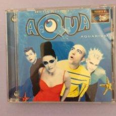 CDs de Música: CD AQUA, AQUARIUM. Lote 204219571