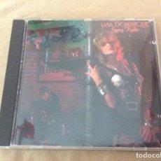 CDs de Música: LISA DOMINIQUE. GYPSY RYDER.. Lote 204312948