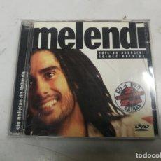 CDs de Música: MELENDI SIN NOTICIAS DE HOLANDA CD + DVD EDICION ESPECIAL 2003 2 TEMAS EXTRAS + 2 VIDEOS. Lote 204313715
