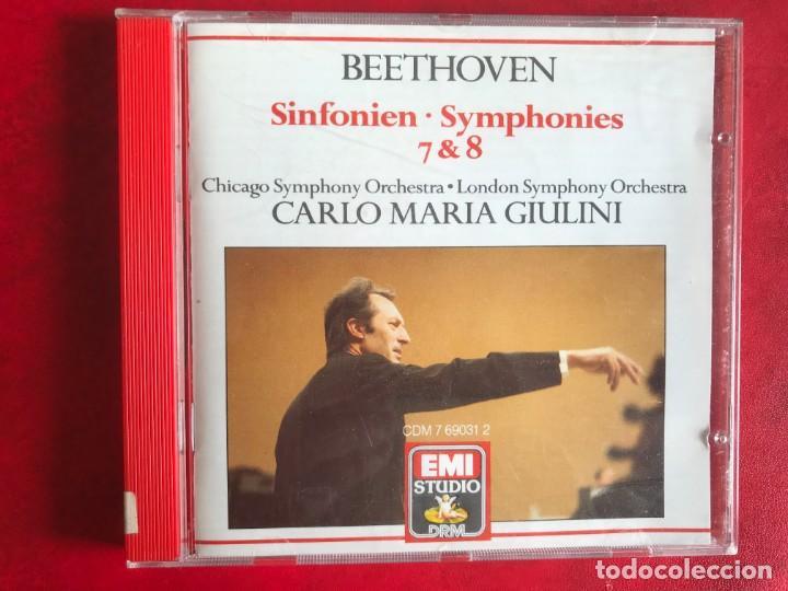 BEETHOVEN (Música - CD's Clásica, Ópera, Zarzuela y Marchas)