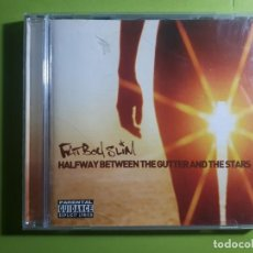 CDs de Música: FATBOY SLIM - HALFWAY BETWEEN THE GUTTER AND THE STARS - 2000 - COMPRA MÍNIMA 3 EUROS. Lote 204411836