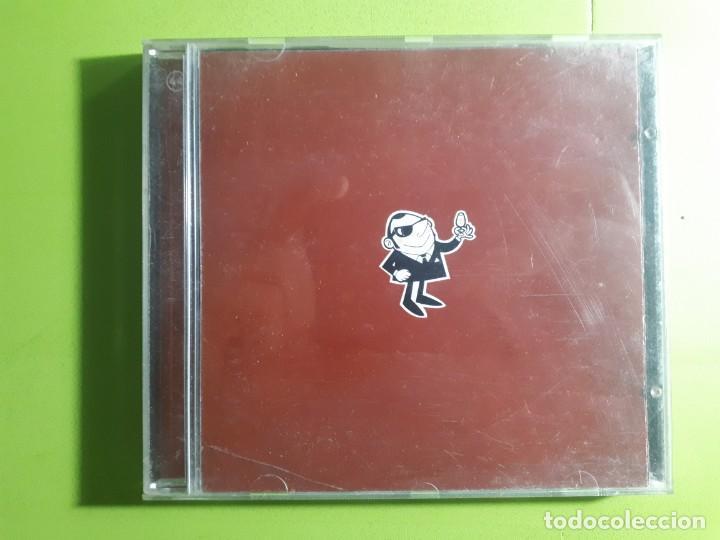 KOMANDO MORILES - 1999 - COMPRA MÍNIMA 3 EUROS (Música - CD's Reggae)
