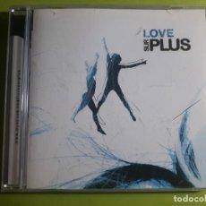 CDs de Música: LOVE SUR PLUS - COMPRA MÍNIMA 3 EUROS. Lote 204419376