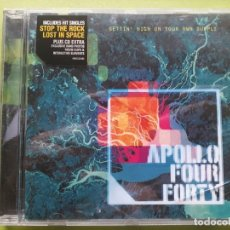 CDs de Música: APOLLO FOUR FORTY - GETTIN HIGH ON YOUR OWN SUPPLY - 1999 - COMPRA MÍNIMA 3 EUROS. Lote 204420353