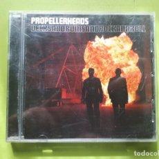 CDs de Música: PROPELLERHEADS - DECKSANDRUMSANDROCKANDROLL - 1998 - COMPRA MÍNIMA 3 EUROS. Lote 204420698
