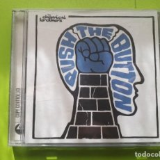 CDs de Música: THE CHEMICAL BROTHERS - PUSH THE BUTTON - 2005 - COMPRA MÍNIMA 3 EUROS. Lote 204424973