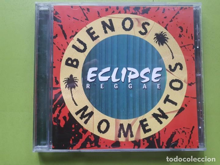 ECLIPSE REGGAE - BUENOS MOMENTOS - COMPRA MÍNIMA 3 EUROS (Música - CD's Reggae)