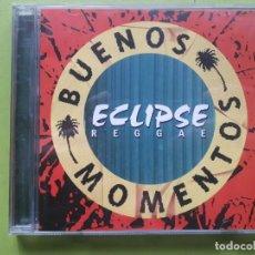 CDs de Música: ECLIPSE REGGAE - BUENOS MOMENTOS - COMPRA MÍNIMA 3 EUROS. Lote 204425867