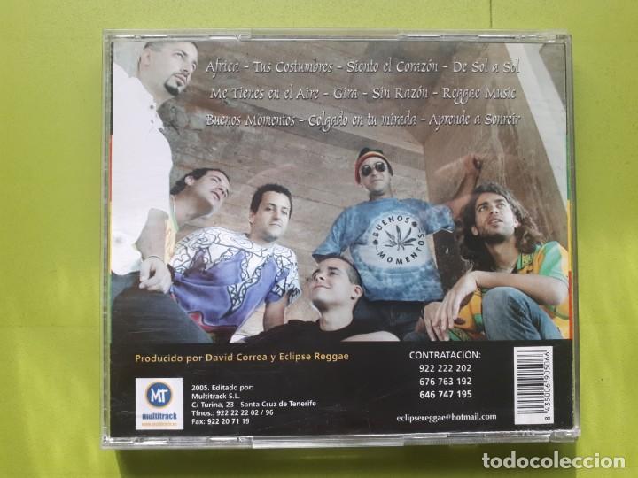 CDs de Música: ECLIPSE REGGAE - BUENOS MOMENTOS - COMPRA MÍNIMA 3 EUROS - Foto 2 - 204425867