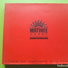 CDs de Música: MATINEE GROUP COMPILATION - THE ANUAL VOL II - DOBLE CD - 2000 - COMPRA MÍNIMA 3 EUROS. Lote 204429657