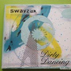 CDs de Música: SWAYZAK - DIRTY DANCING - DIGIPACK - COMPRA MÍNIMA 3 EUROS. Lote 204429815
